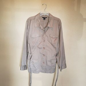 Style & Co Jackets & Coats - Button up Style & Co jacket in EUC